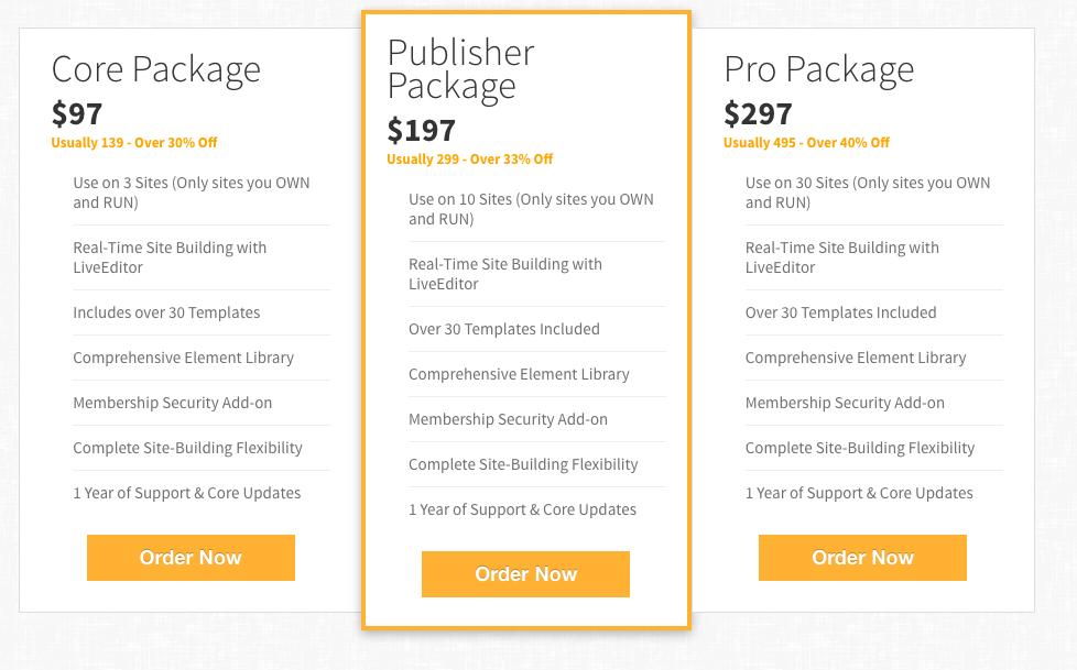 OptimizePress: creare landing page per le nostre campagne