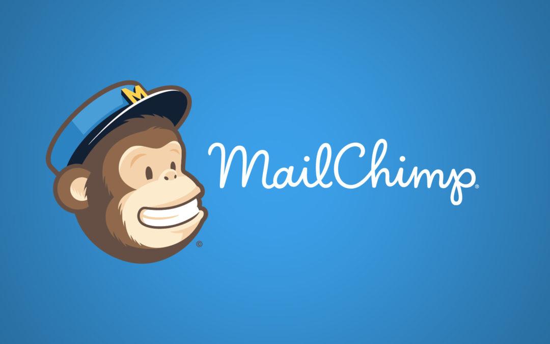 Impostare il footer con MailChimp