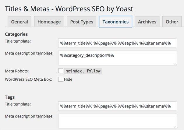 Categorie in ottica SEO: vediamo insieme cosa sono e a cosa servono le categorie di un sito web
