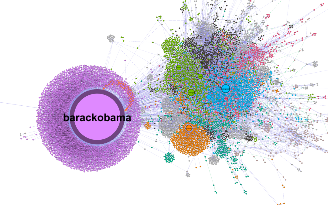 Gephi: tool supersonico per analisi Facebook