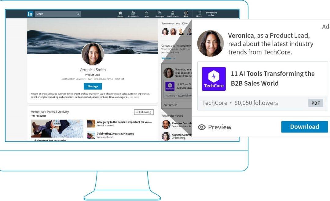 Creare Campagna Linkedin ADS: la guida pratica