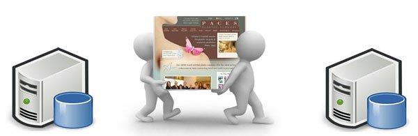 migrare sito web