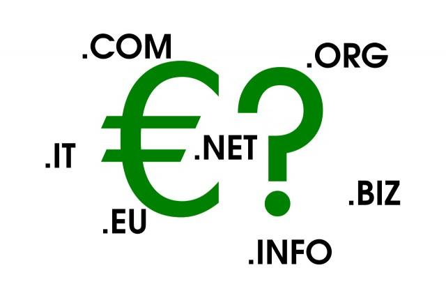 Valutare un dominio in termini economici