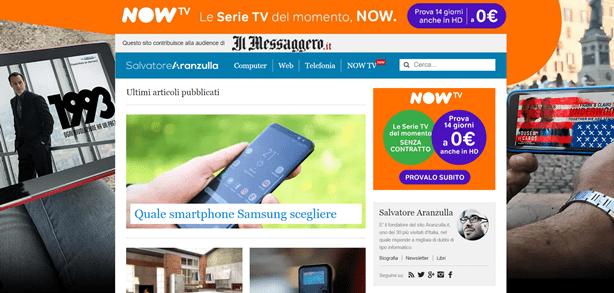 Vendere spazi pubblicitari sito web: soluzioni, idee e spunti vari