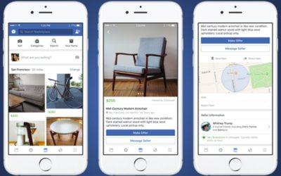 Marketplace di Facebook: come funziona e perché può essere utile per la nostra azienda